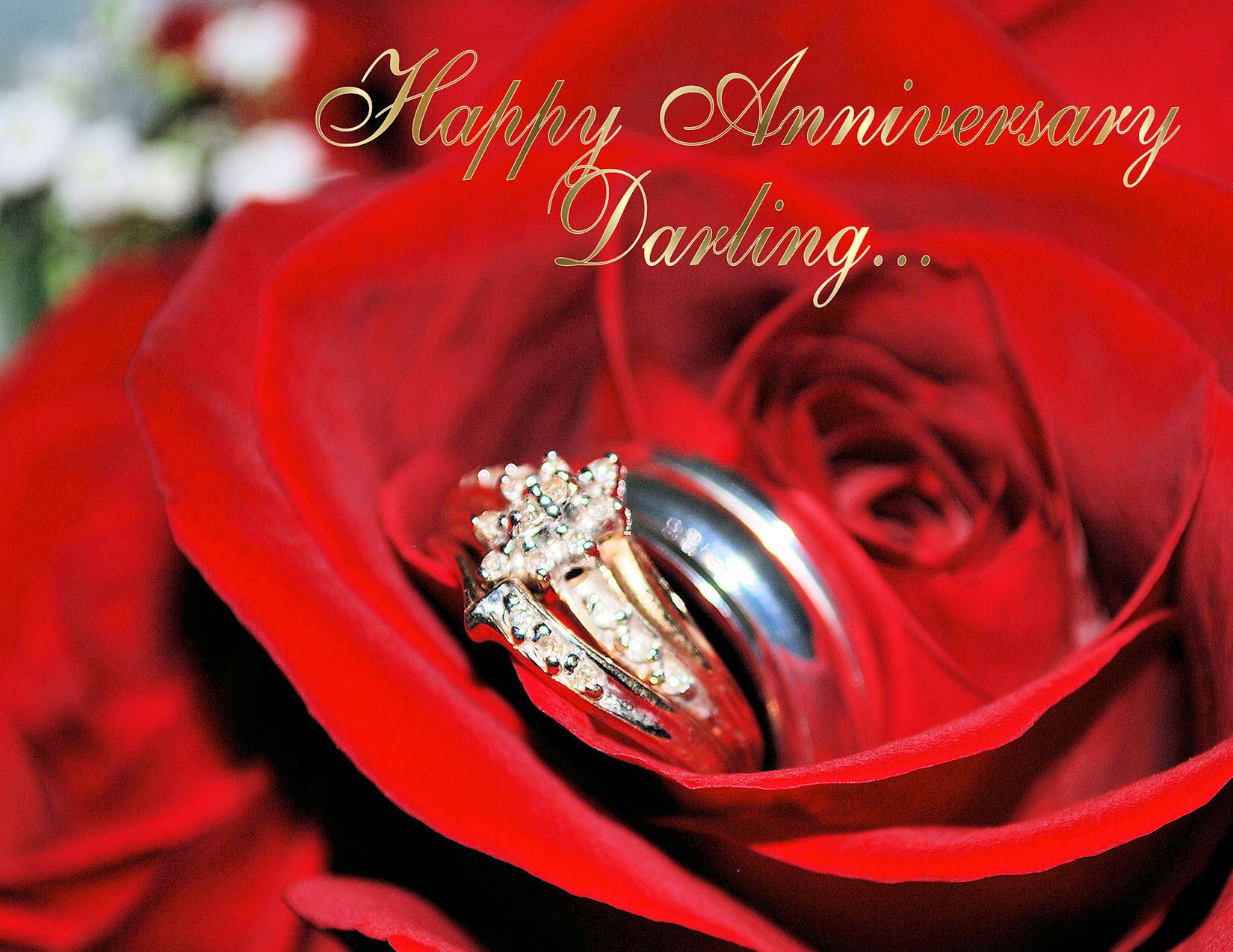Happy Anniversary Darling